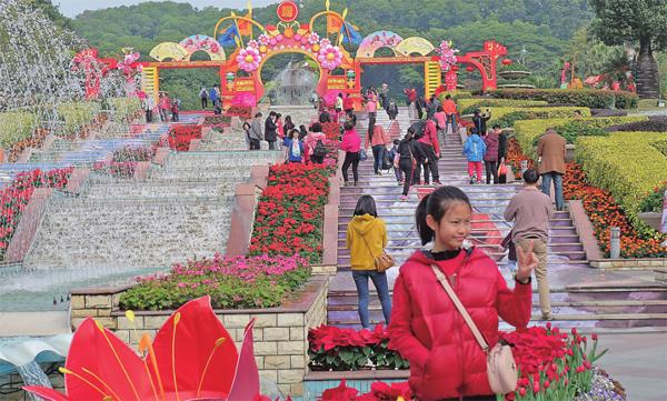 推进市儿童公园三期建设,启动动物园,珠江公园等城市公园雨污分流工程